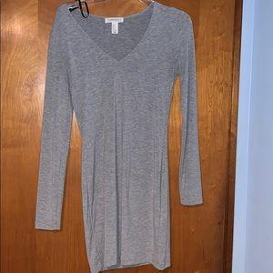 Long sleeve tight dress